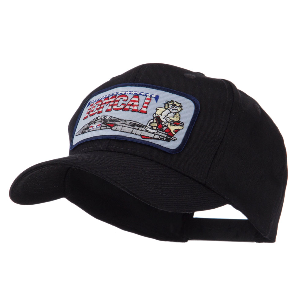 Air Force Tomcat Embroidered Military Patch Cap - Tomcat 4 - Hats and Caps Online Shop - Hip Head Gear