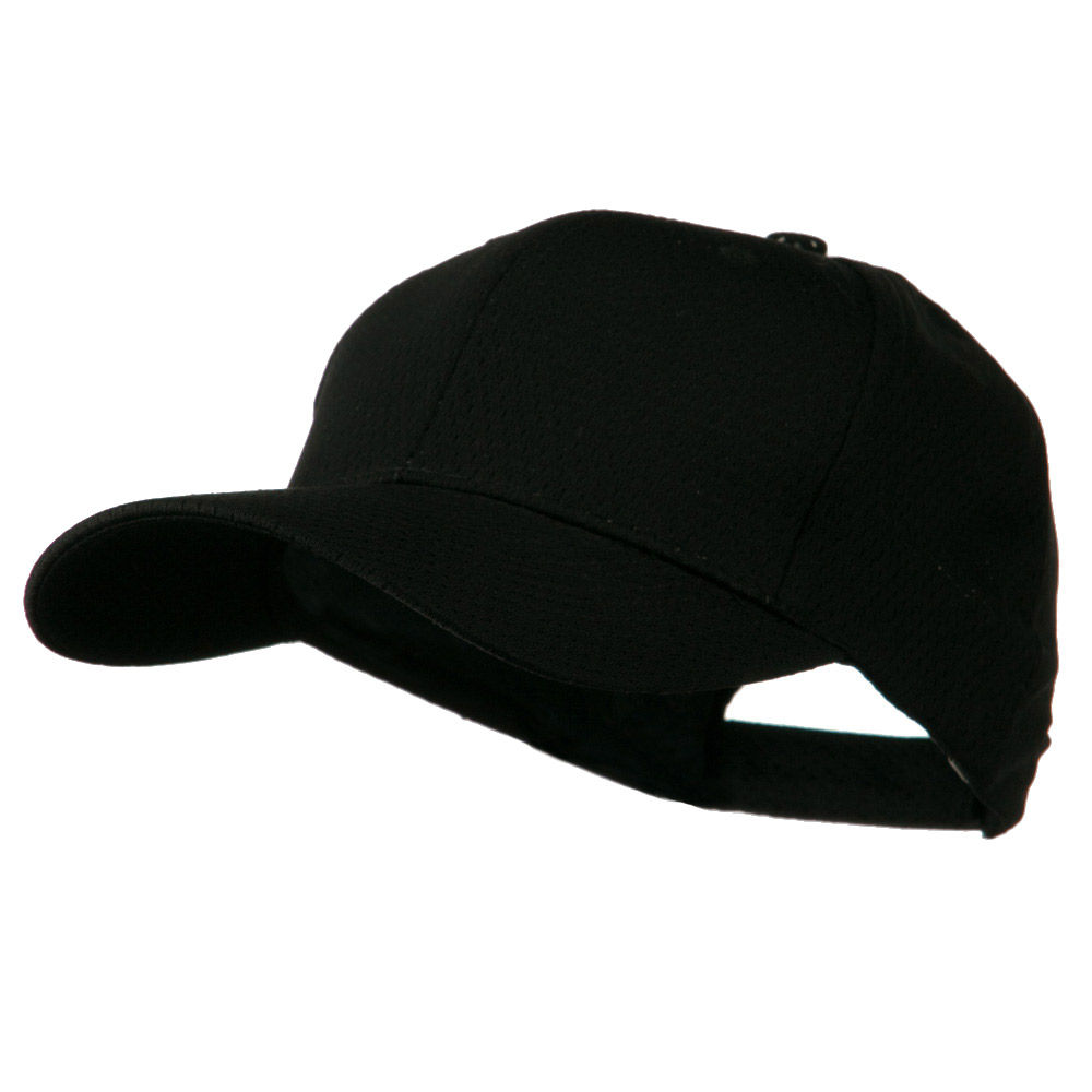 Athletic Mesh Cap - Black - Hats and Caps Online Shop - Hip Head Gear