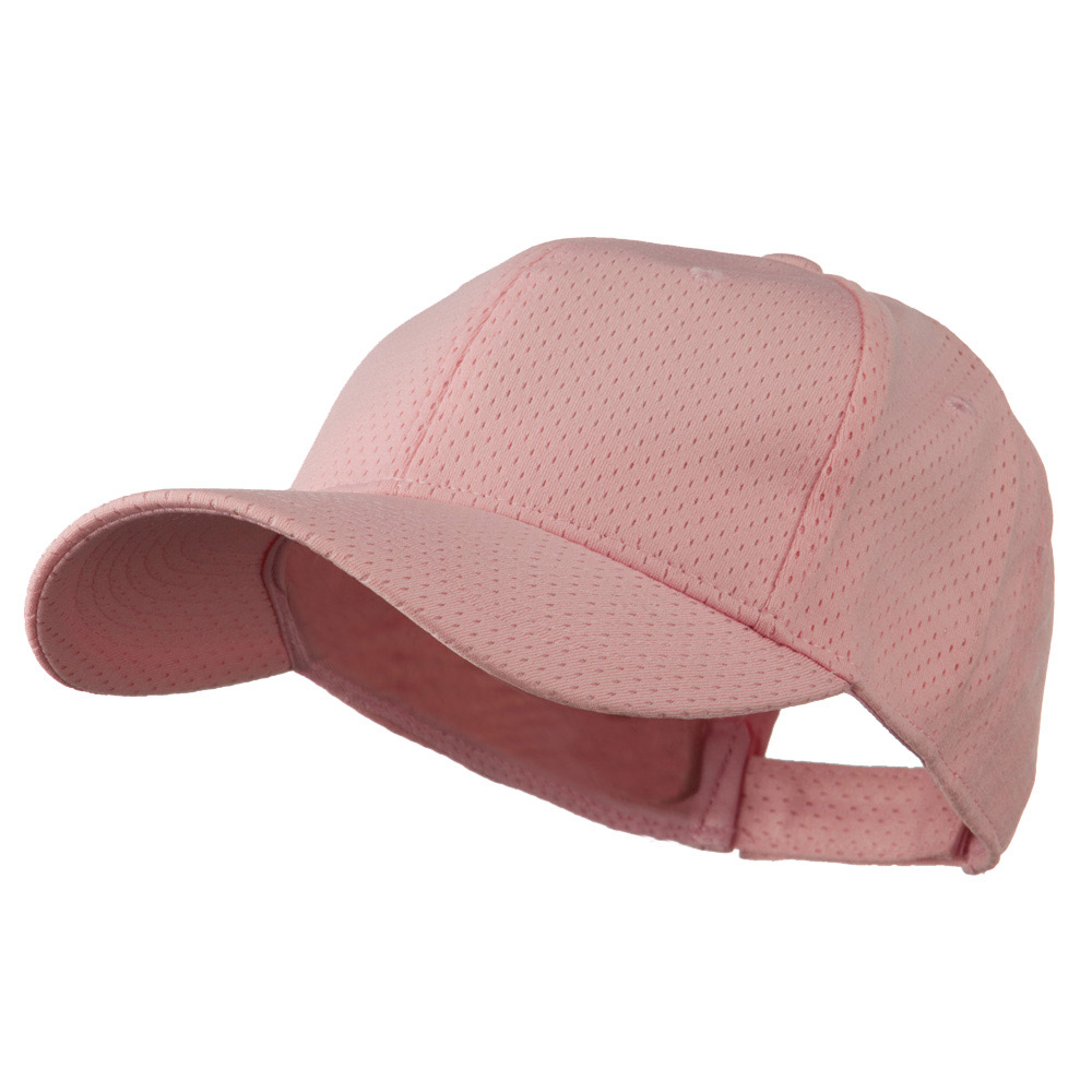 Athletic Mesh Cap - Pink - Hats and Caps Online Shop - Hip Head Gear