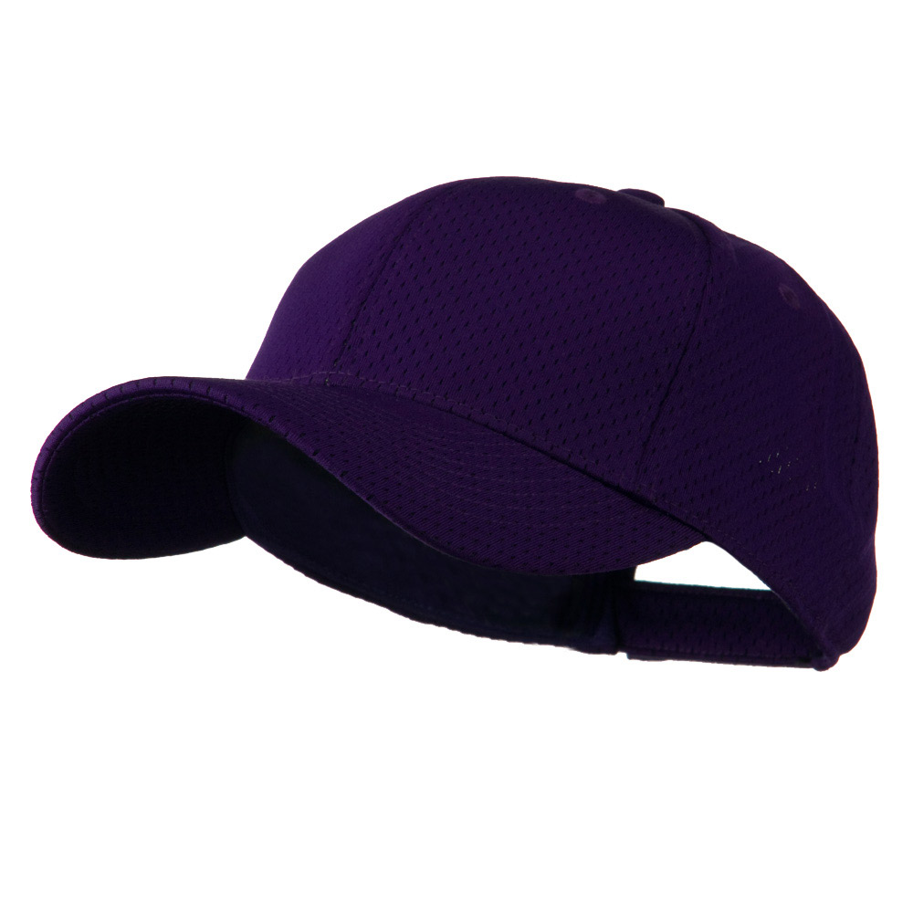 Athletic Mesh Cap - Purple - Hats and Caps Online Shop - Hip Head Gear