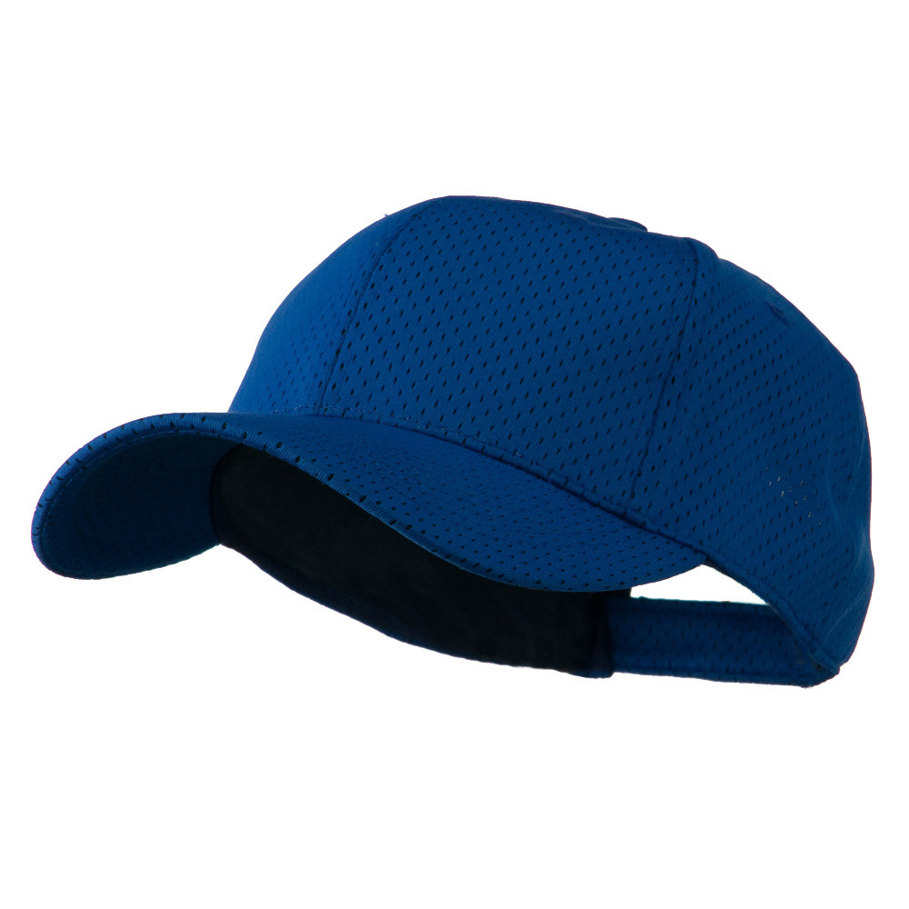Athletic Mesh Cap - Royal - Hats and Caps Online Shop - Hip Head Gear