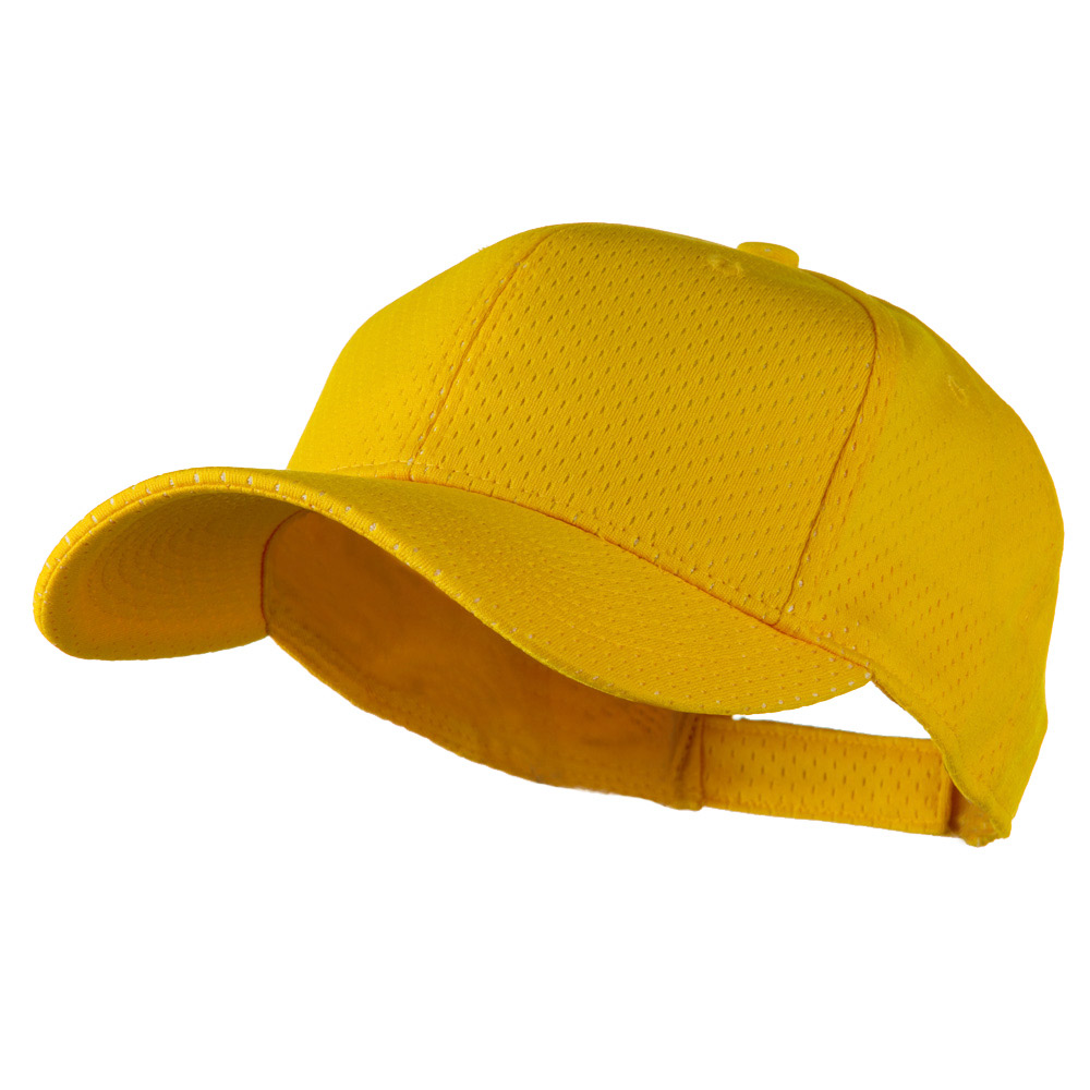 Athletic Mesh Cap - Gold - Hats and Caps Online Shop - Hip Head Gear