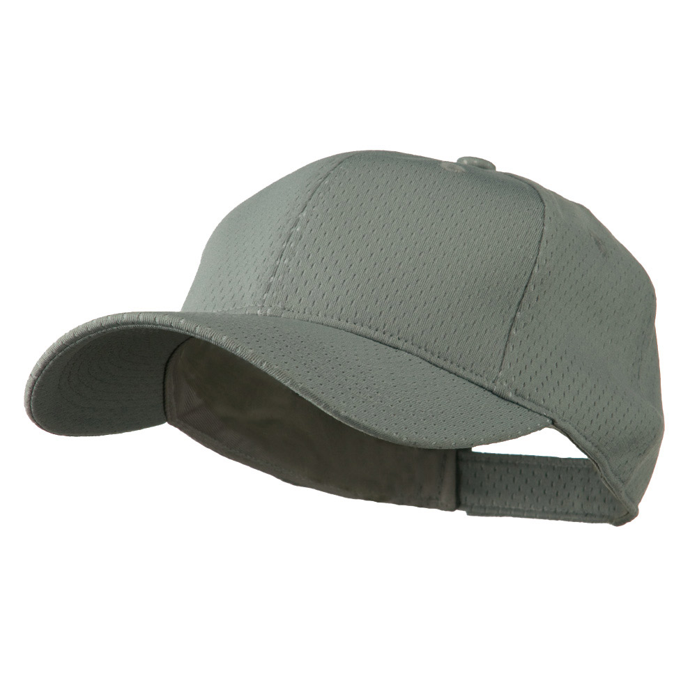 Athletic Mesh Cap - Grey - Hats and Caps Online Shop - Hip Head Gear