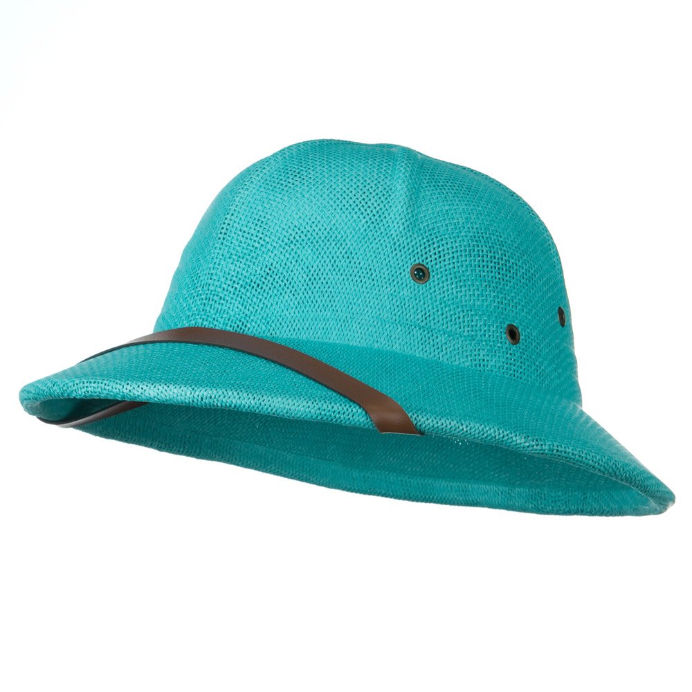 Twist Toyo Pith Helmet - Blue - Hats and Caps Online Shop - Hip Head Gear