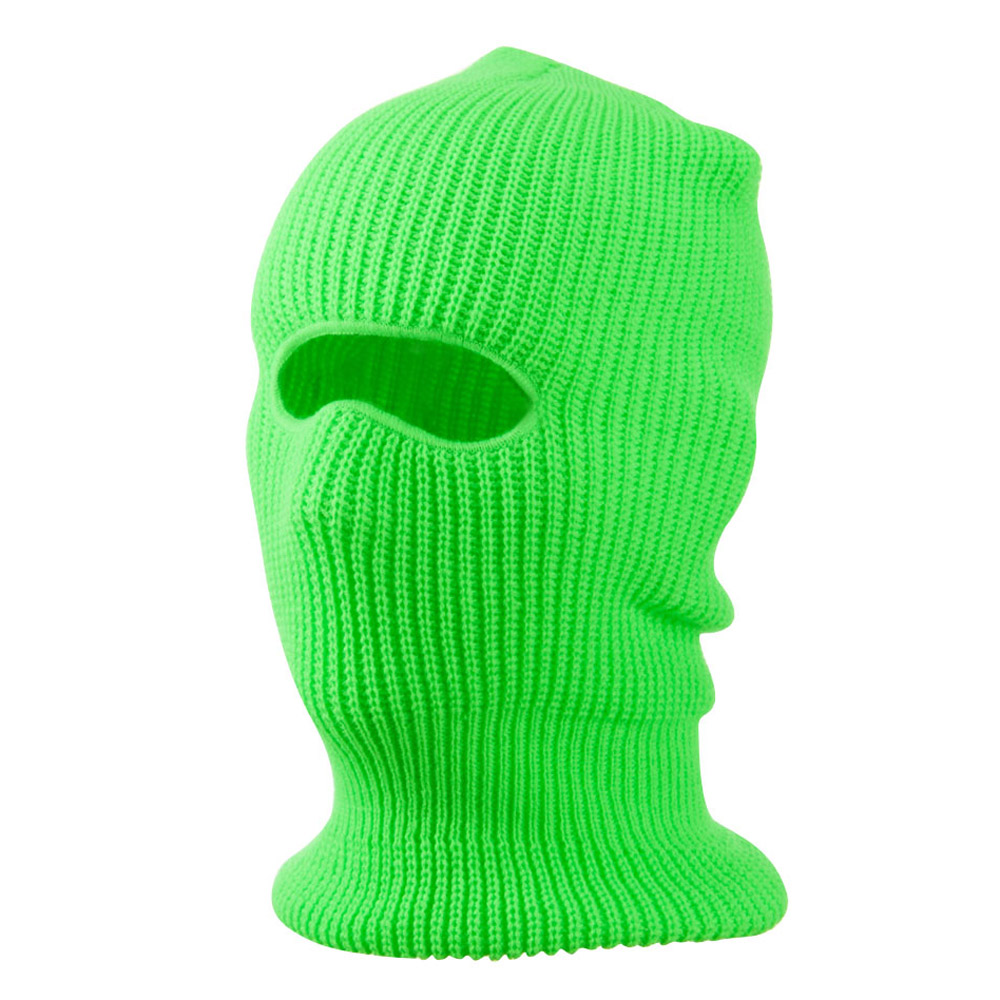 Neon Tactical Face Mask - Green - Hats and Caps Online Shop - Hip Head Gear