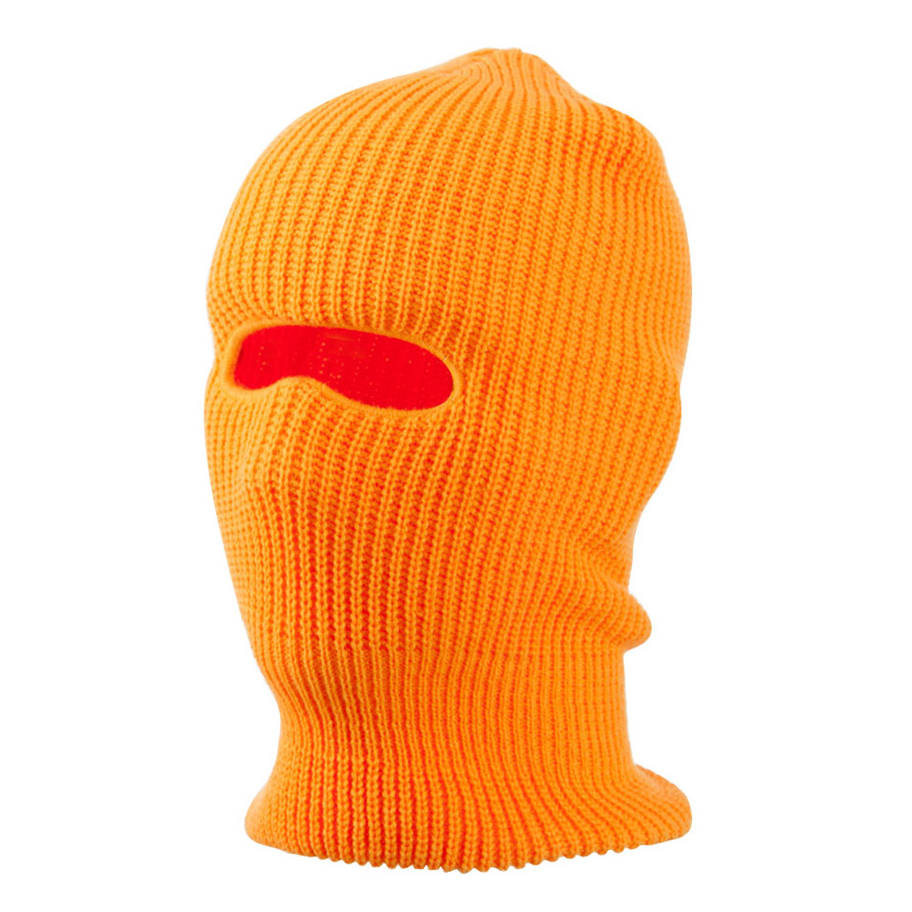 Neon Tactical Face Mask - Orange - Hats and Caps Online Shop - Hip Head Gear