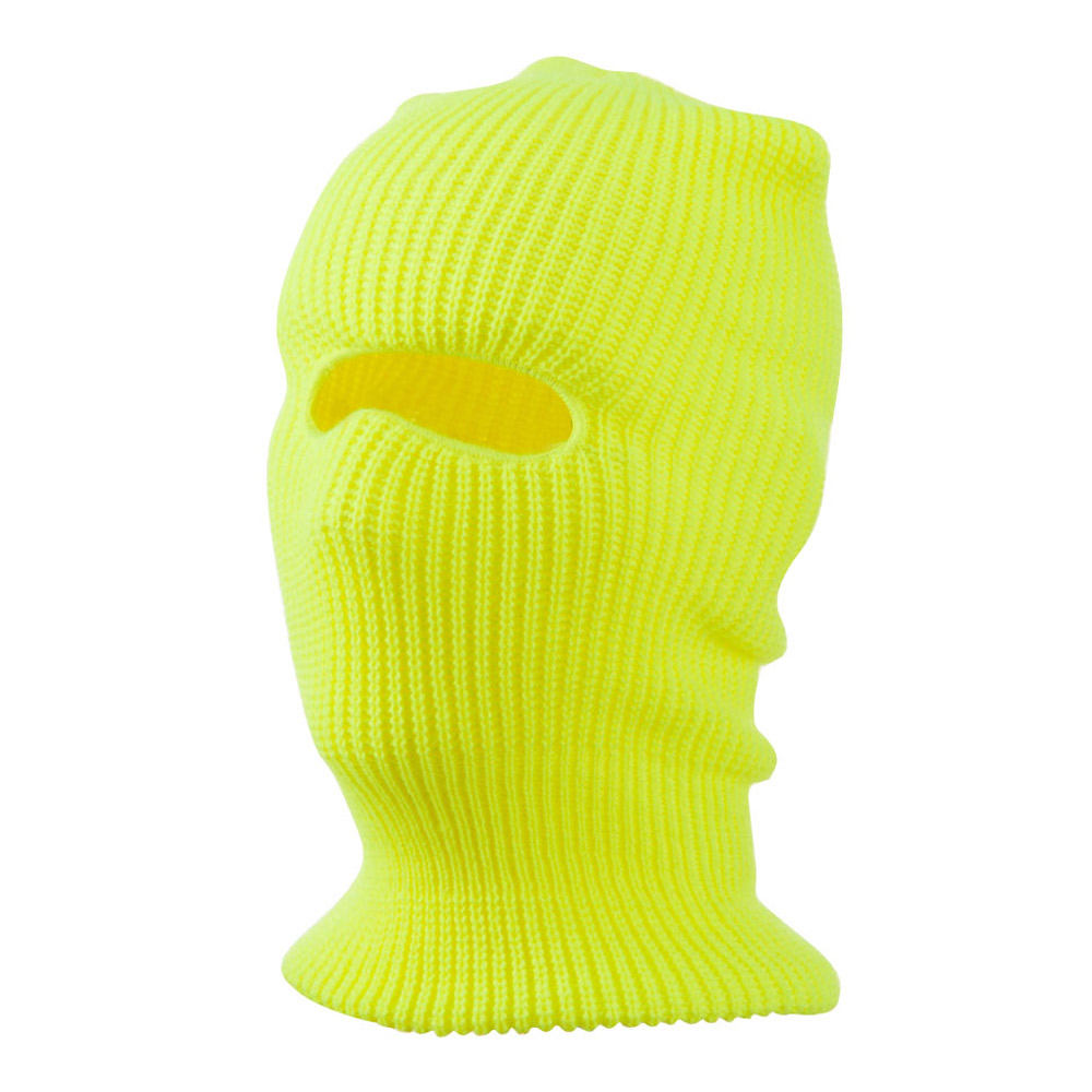 Neon Tactical Face Mask - Yellow - Hats and Caps Online Shop - Hip Head Gear
