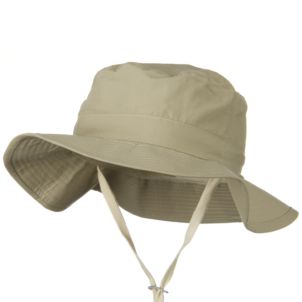 Out in the Wild Bucket Hat - Stone - Hats and Caps Online Shop - Hip Head Gear