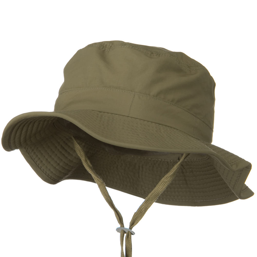 Out in the Wild Bucket Hat - Moss - Hats and Caps Online Shop - Hip Head Gear