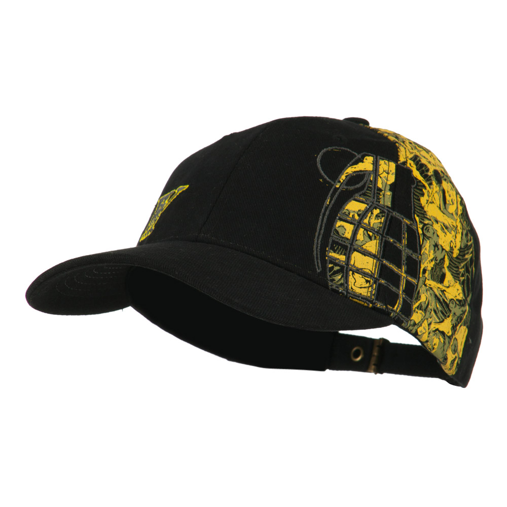 US Army Screen Printing Military Cap - Skull - Hats and Caps Online Shop - Hip Head Gear