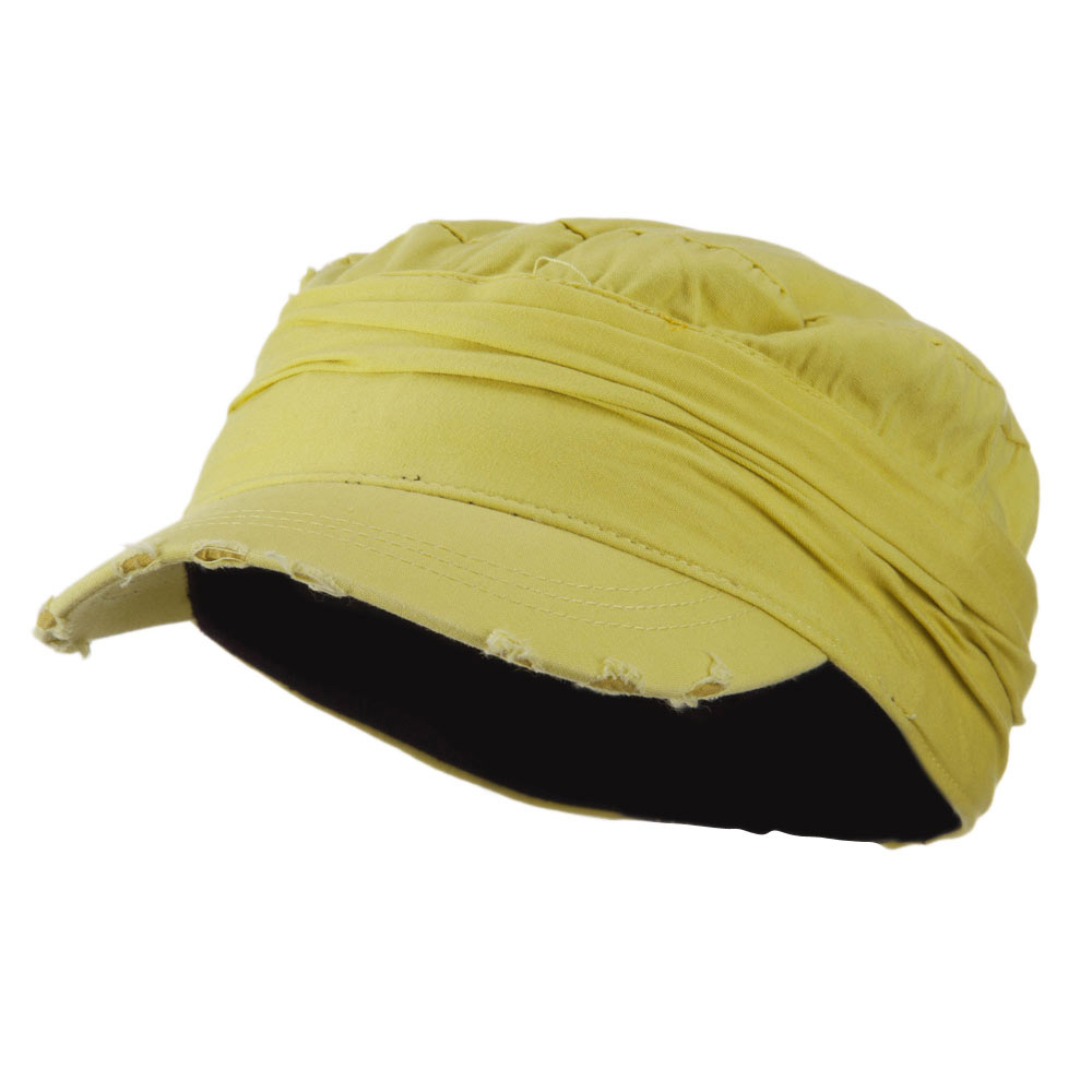 Vintage Army Cap - Mustard - Hats and Caps Online Shop - Hip Head Gear