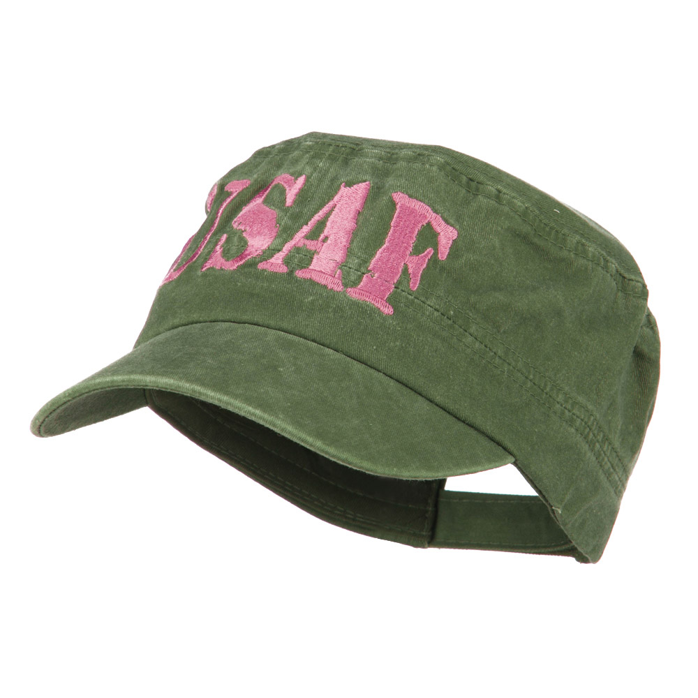Women's Flat Top US Military Cap - USAF - Hats and Caps Online Shop - Hip Head Gear