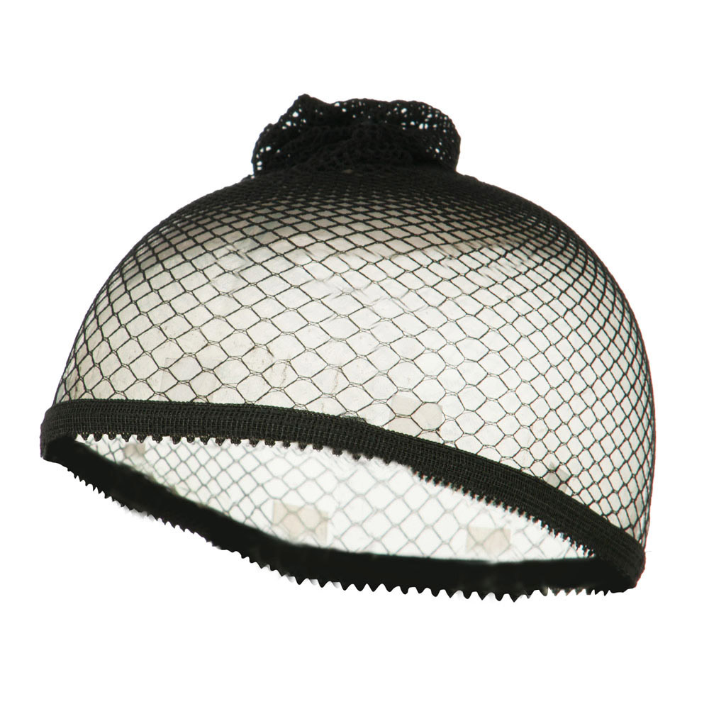 Closed Top Weaving Net - Black - Hats and Caps Online Shop - Hip Head Gear
