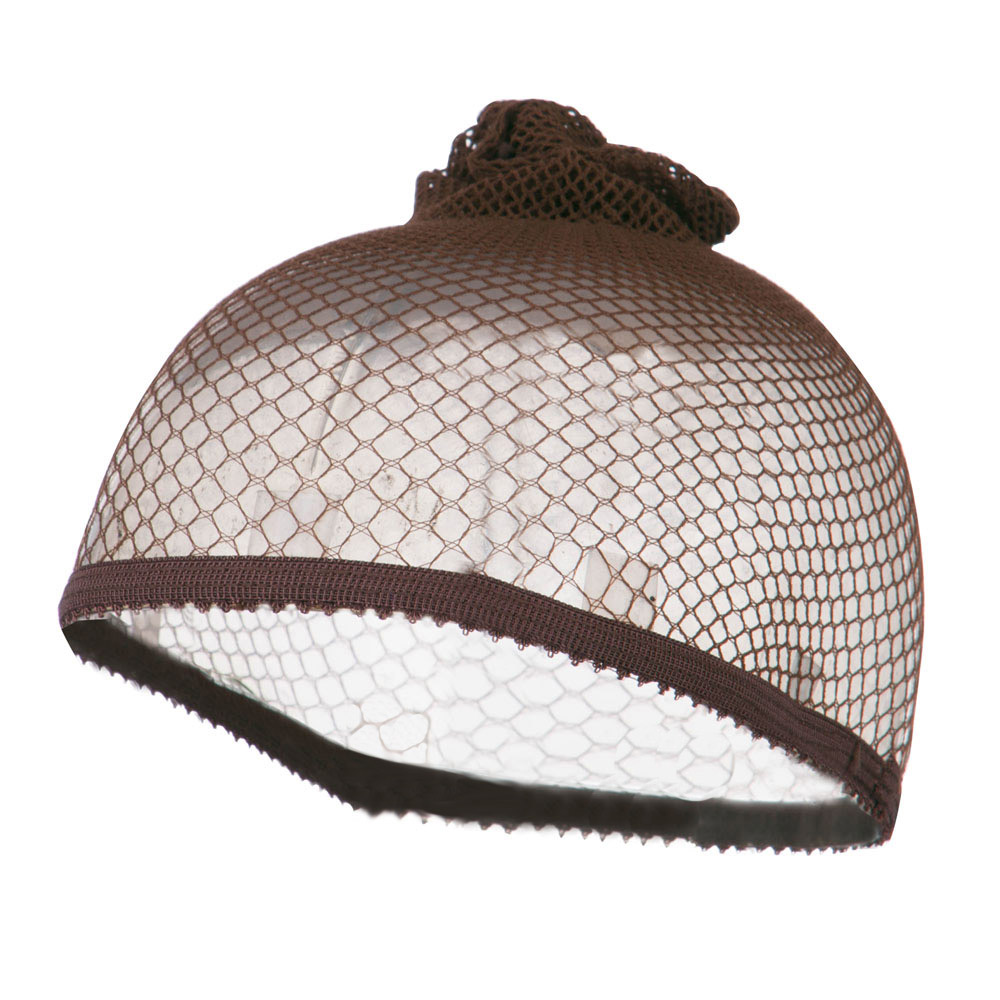 Closed Top Weaving Net - Brown - Hats and Caps Online Shop - Hip Head Gear