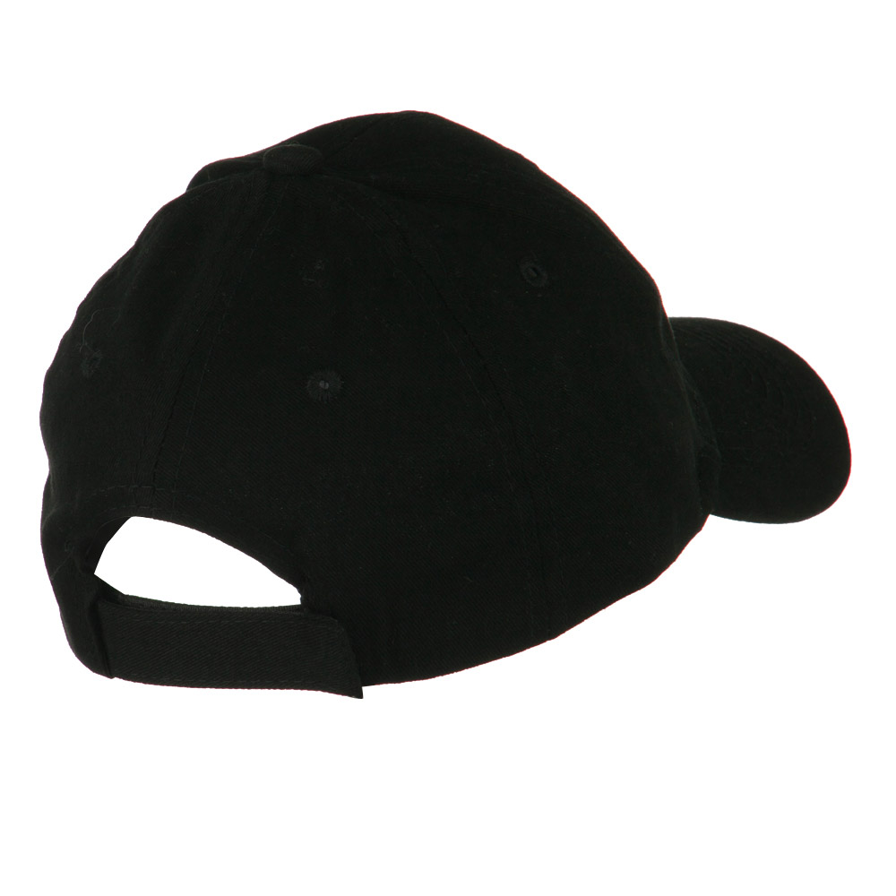 Youth US Army Military Cotton Cap - Black - Hats and Caps Online Shop - Hip Head Gear