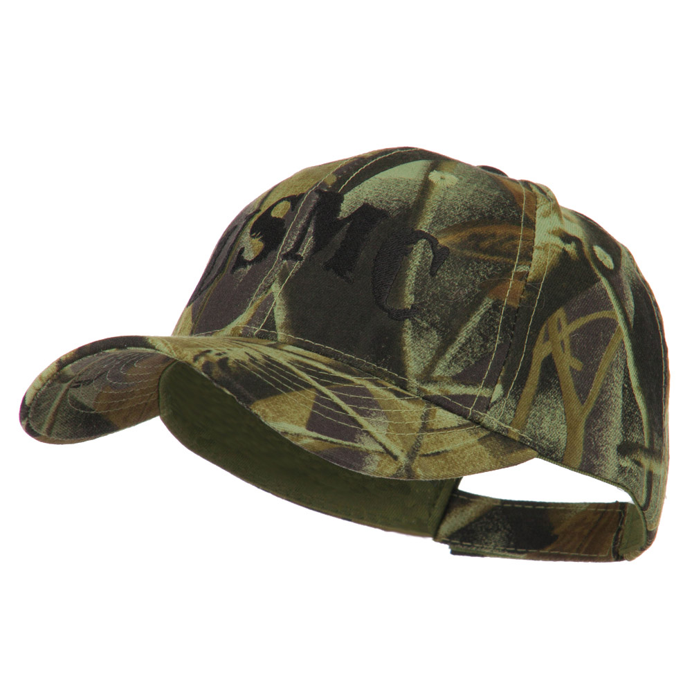 Youth US Military Hunting Leaf Fabric Cap - USMC - Hats and Caps Online Shop - Hip Head Gear