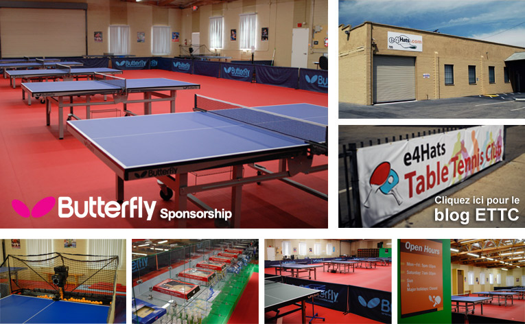 e4Hats Table Tennis Club
