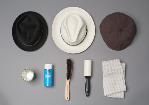 how to clean you newsboy hat