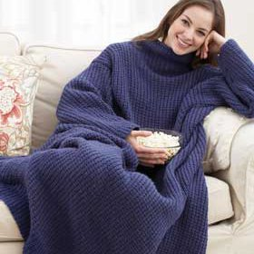 Do-it Yourself Snuggie
