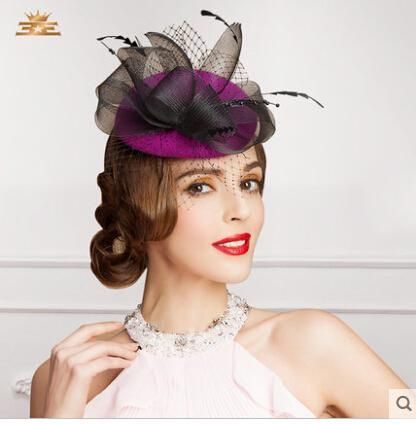 2015-fashion-wedding-hats-fascinators-handmade