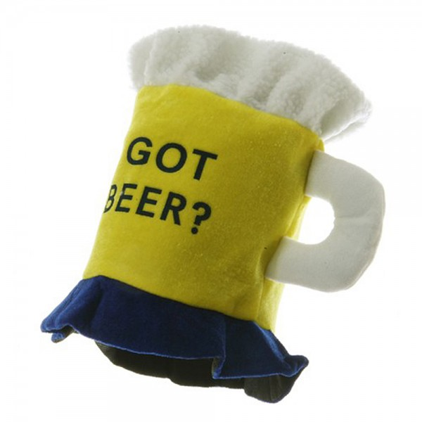 Got Beer Hat Costume | e4Hats | Animal Costumes