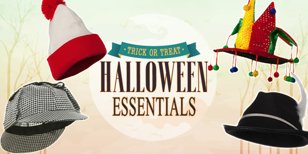 Halloween Essentials | Halloween Hat Costumes