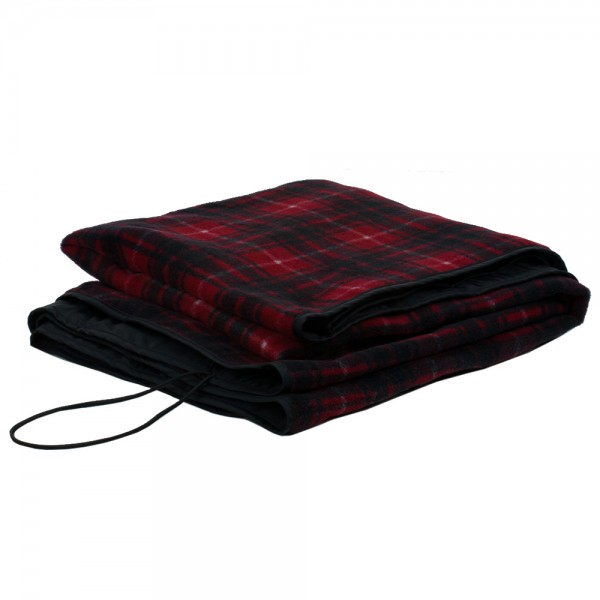Red Oxford Blanket