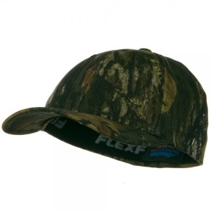 XXL Size Flexfit Camo Cap - Break Up