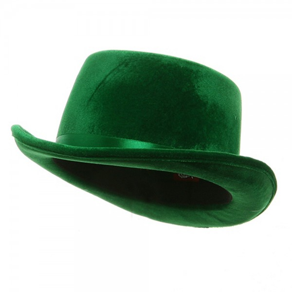 St Patrick's Hat - Top Green