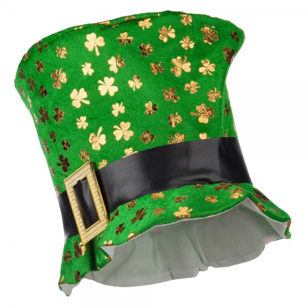 Shamrock Tall Hat - Green