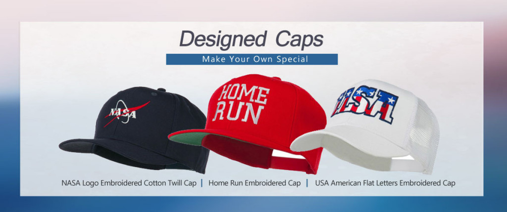 Design Hat, Cap and Patch