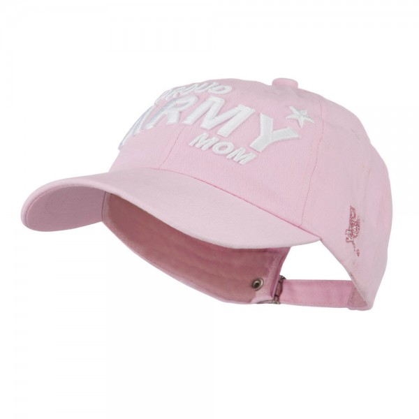 Women's Proud Army Military Cap - Mom