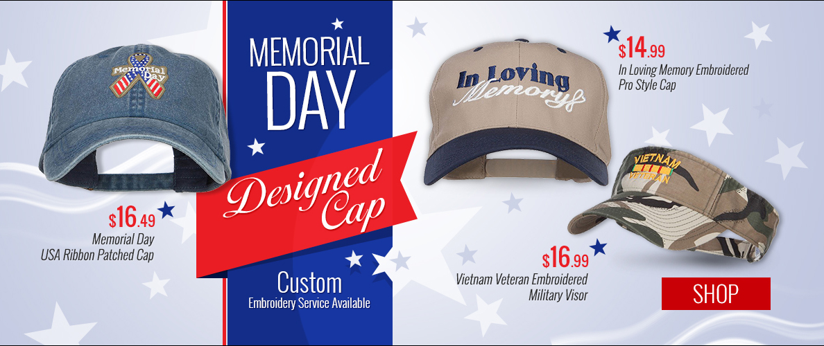 Mermorial Day Hats