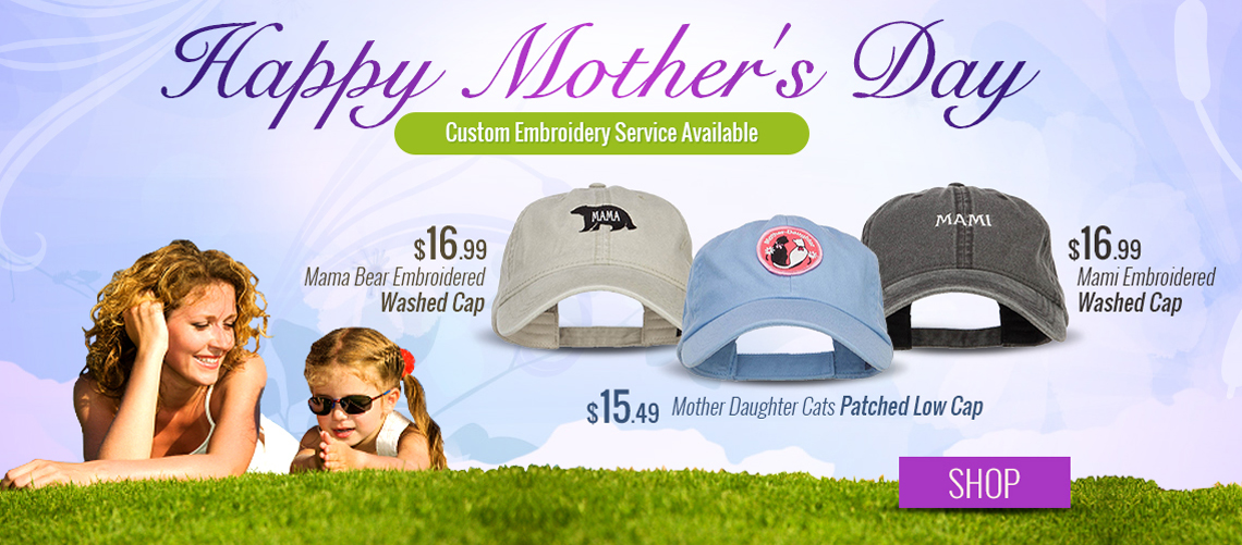 Mother's Day Hats